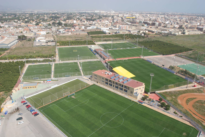 """Ciudad Deportiva"" – академия ""Вильярреала"""