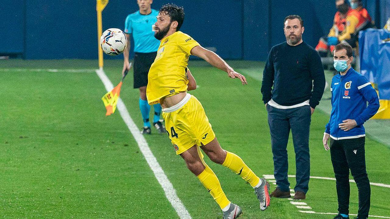 Альфонсо показал отличную игру в матче против «Вальядолида»