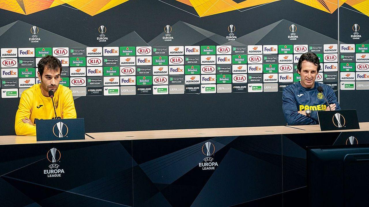 «Вильярреал» может остаться лидером в группе Лиги Европы